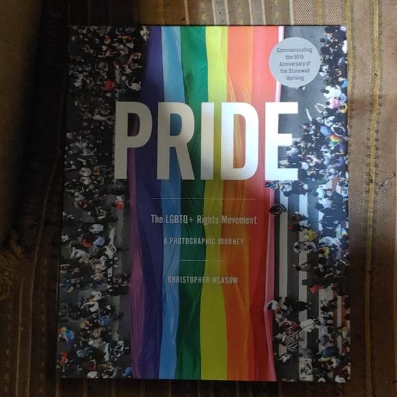 PRIDE The LGBTQ+ Rights Movement Book